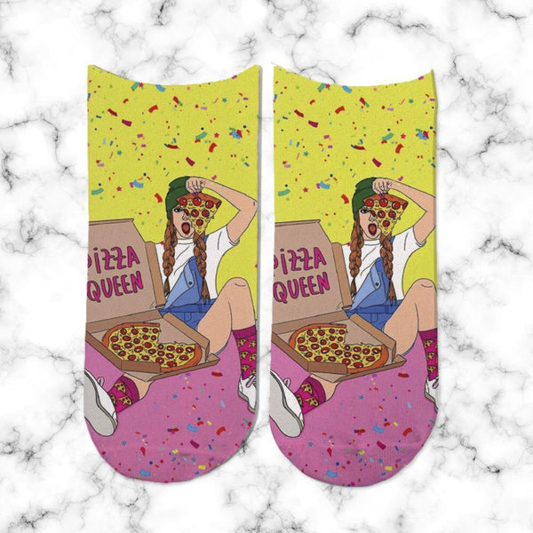 Socks Pizza Queen - Space Store Chile