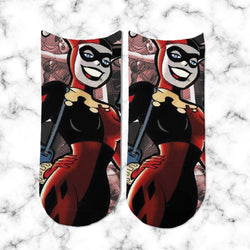 Socks Classic Harley Quinn - Space Store Chile