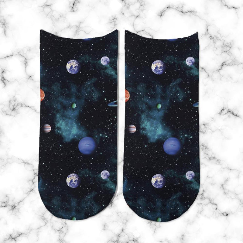 Socks Sistema Solar - Space Store Chile