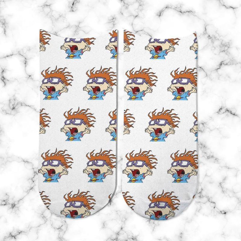 Socks Carlitos Gritando Rugrats - Space Store Chile