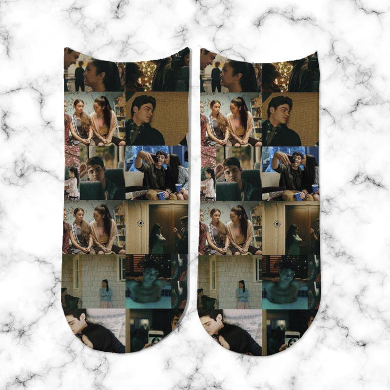 Socks Noah & Lana Collage 2 - Space Store Chile