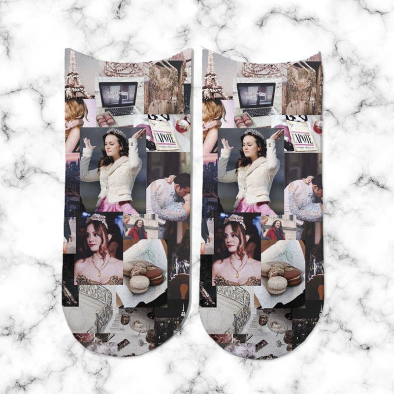 Socks Gossip Girl Collage - Space Store Chile