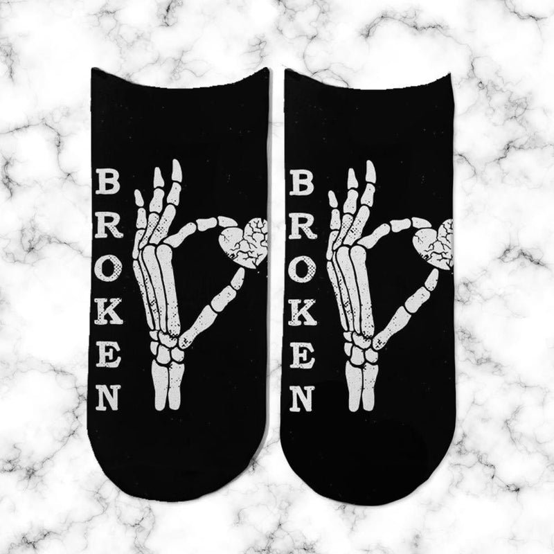 Socks Broken Heart - Space Store Chile