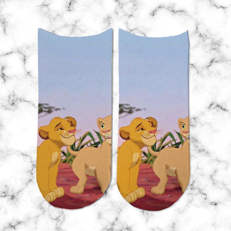 Socks Simba 1 - Space Store Chile