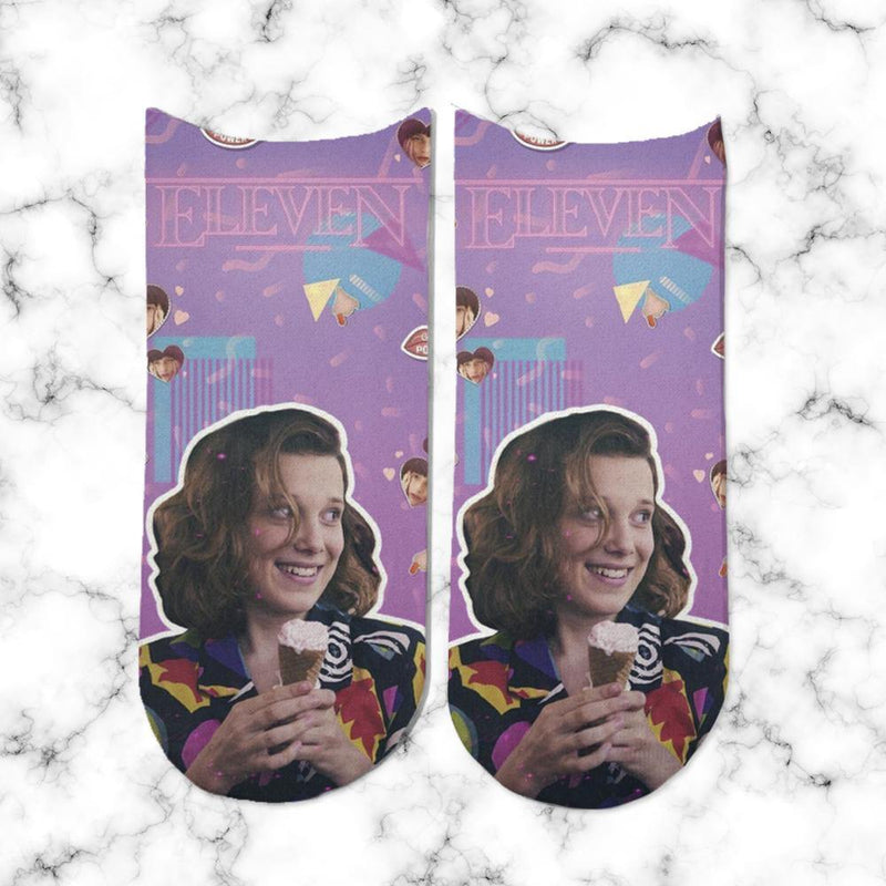 Socks Eleven Stranger Things 3 - Space Store Chile