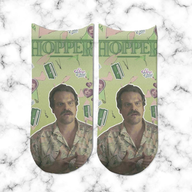 Socks Hopper Stranger Things 3 - Space Store Chile