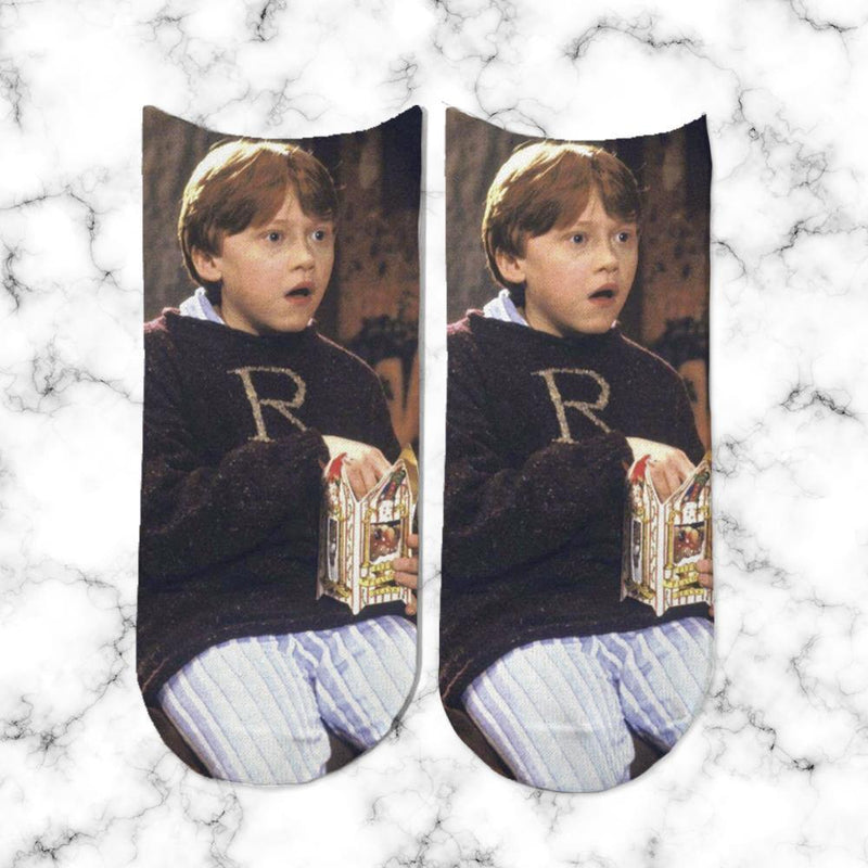 Socks Ron Weasley 2 - Space Store Chile