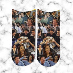 Socks How I Met Your Mother Collage - Space Store Chile