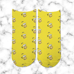 Socks Homero Head - Space Store Chile