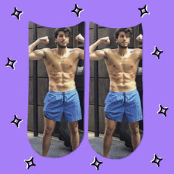 Socks Sebastian Yatra Modelo 4 - Space Store Chile