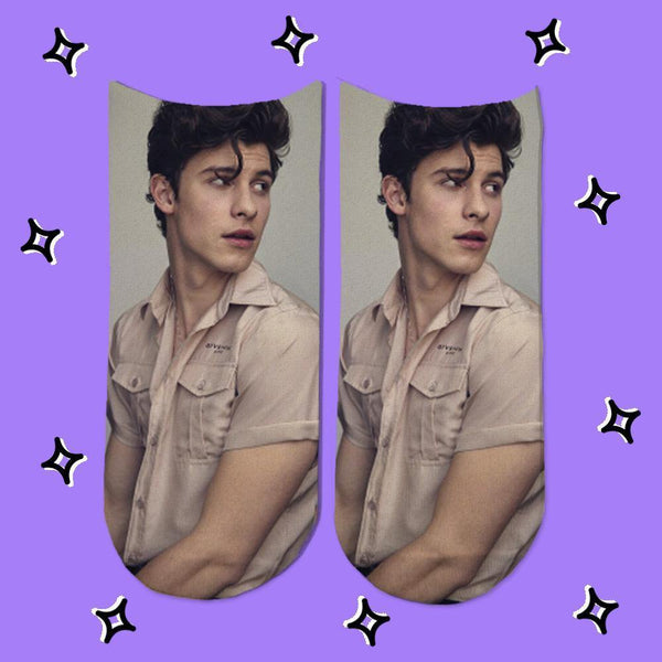 Socks Shawn Mendes Modelo 5 - Space Store Chile