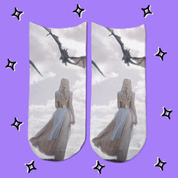 Socks Daenerys and Drogo - Space Store Chile
