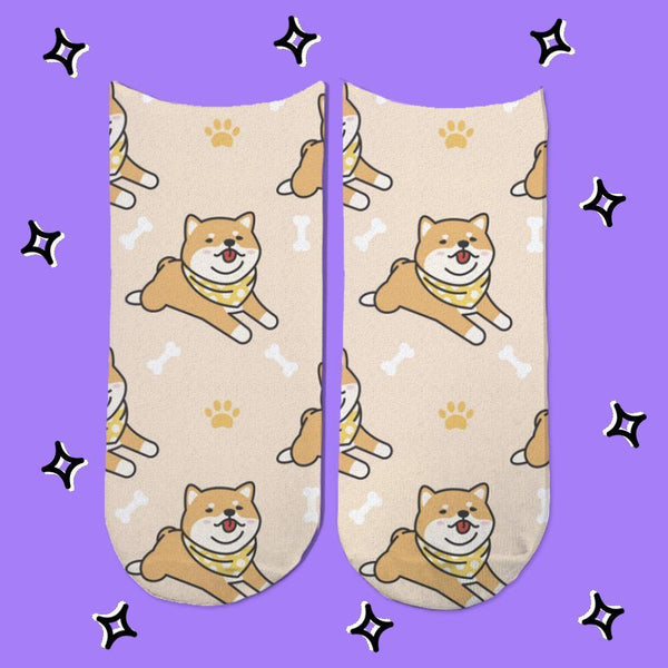 Socks Shiba Beauty - Space Store Chile