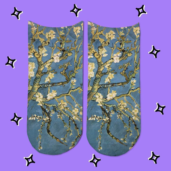 Socks Almendro en flor - Space Store Chile