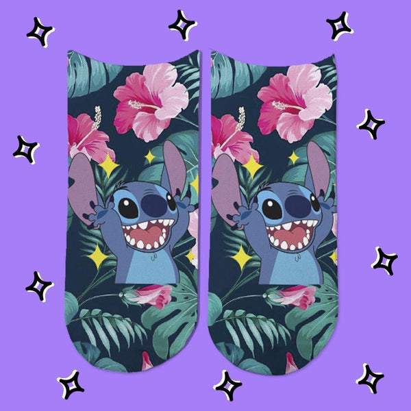 Socks Stitch en Estrellas - Space Store Chile