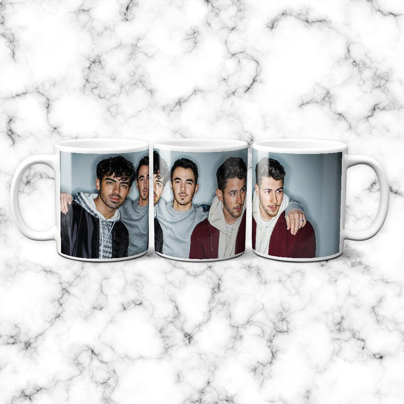 Taza Jonas Brothers - Space Store Chile