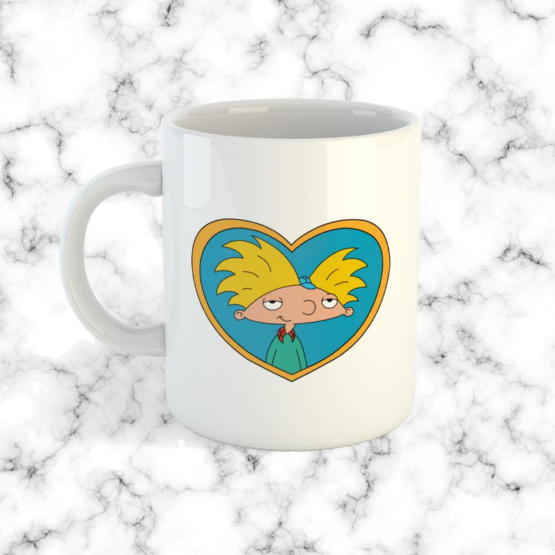 Taza Hey Arnold Blue - Space Store Chile