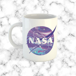 Taza Nasa Holographic Model 2 - Space Store Chile