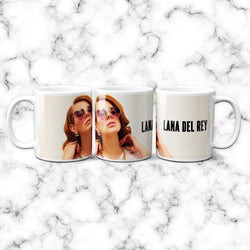 Taza Lana del Ley Heart Glasses - Space Store Chile