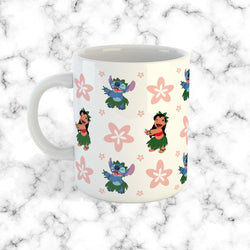 Taza Lilo & Stitch Dancing Patron - Space Store Chile