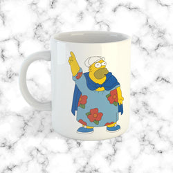 Taza Homero Gordo - Space Store Chile