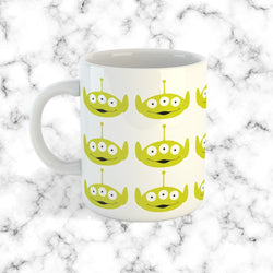 Taza Alien Toy Story Patron - Space Store Chile
