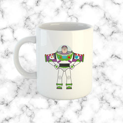 Taza Buzz Toy Story - Space Store Chile