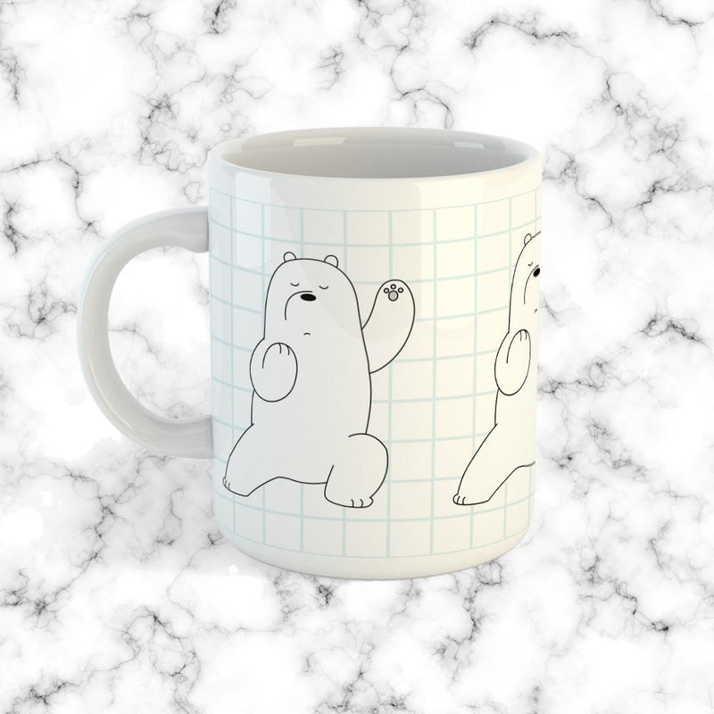 Taza Polar We Bare Bears - Space Store Chile