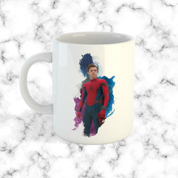 Taza Spiderman Tom Holland - Space Store Chile