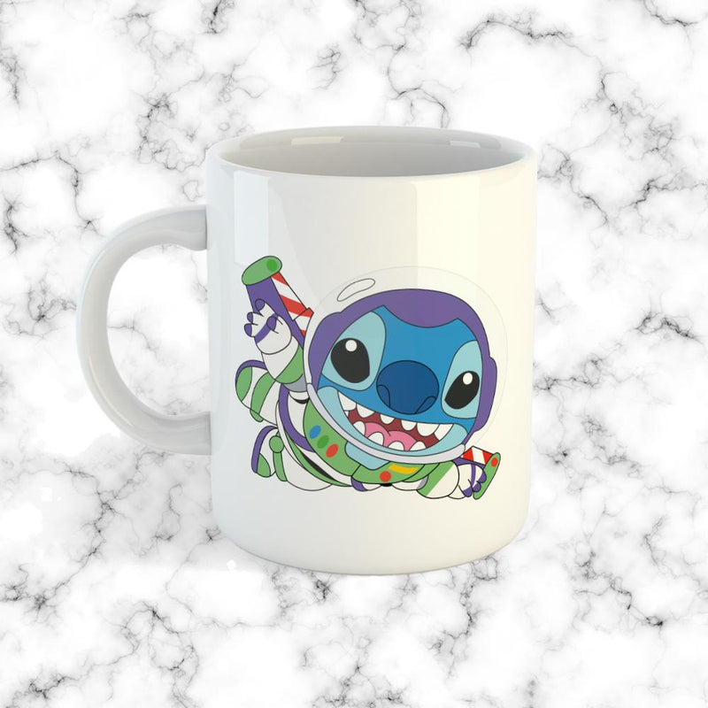 Taza Stitch as Buzz - Space Store Chile