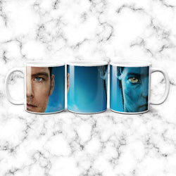 Taza Avatar Faces - Space Store Chile