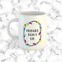 Taza ST Friends Dont Lie - Space Store Chile