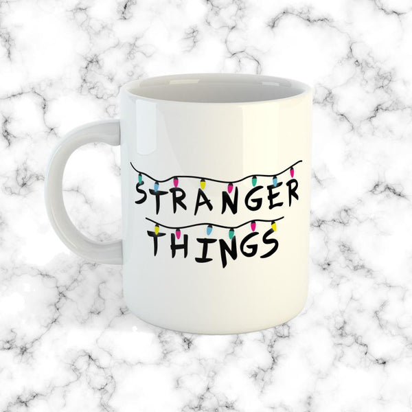 Taza Stranger Things Lights