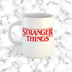 Taza Stranger Things Classic - Space Store Chile