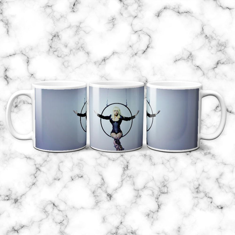 Taza Lady Gaga - Space Store Chile