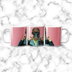 Taza Bad Bunny - Space Store Chile