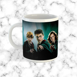 Taza Harry Potter Personajes - Space Store Chile