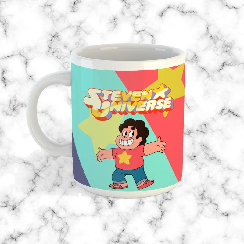 Taza Steven Universe Model 7 - Space Store Chile