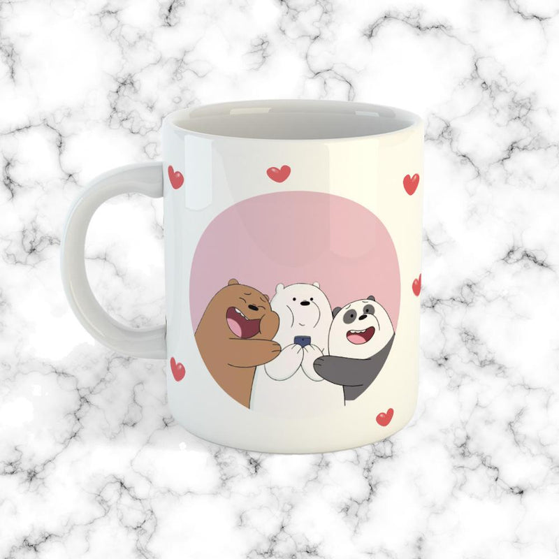 Taza Escandalosos Selfie - Space Store Chile