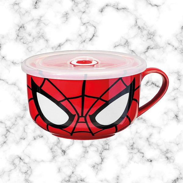 Bowl Spiderman