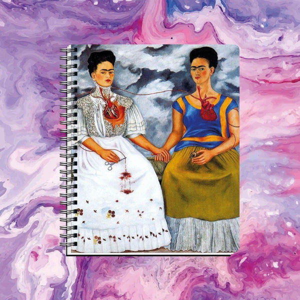 Cuaderno Las dos Fridas - Space Store Chile