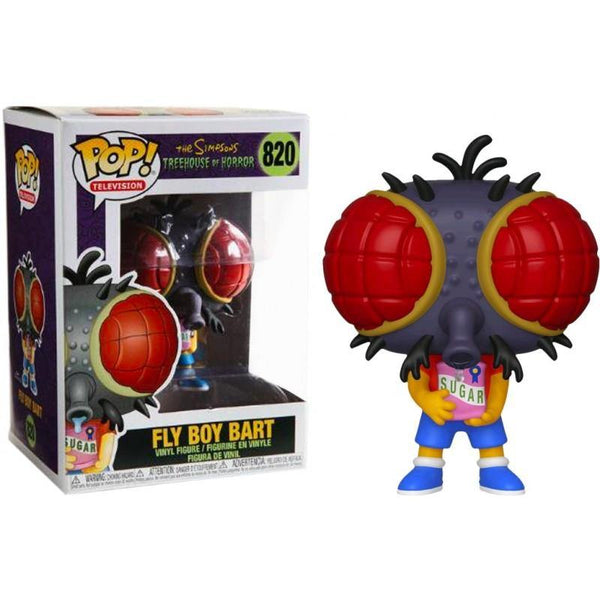 Funko Pop - Simpsons Halloween Especial Fly Boy Bart - Space Store Chile