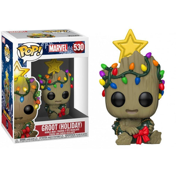 Funko pop Groot (Holiday)