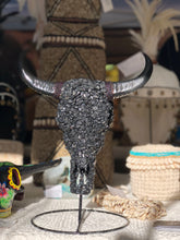 Load image into Gallery viewer, Black Tourmaline Crystal Buffalo