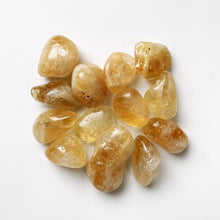 Load image into Gallery viewer, Citrine Tumble Stone