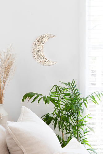 Shell Crescent Moon