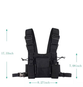 Pocket Chest Rig
