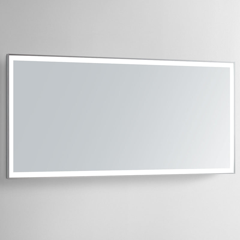 Vera Lighted Bathroom Vanity Mirror - Modern Mirrors
