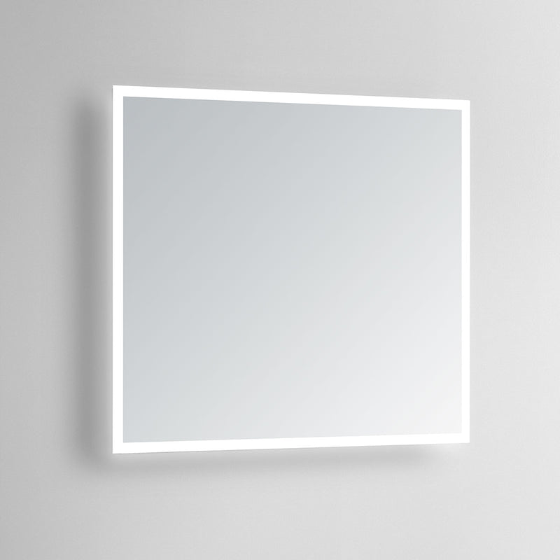 Linea Lighted Bathroom Vanity Mirror - Modern Mirrors