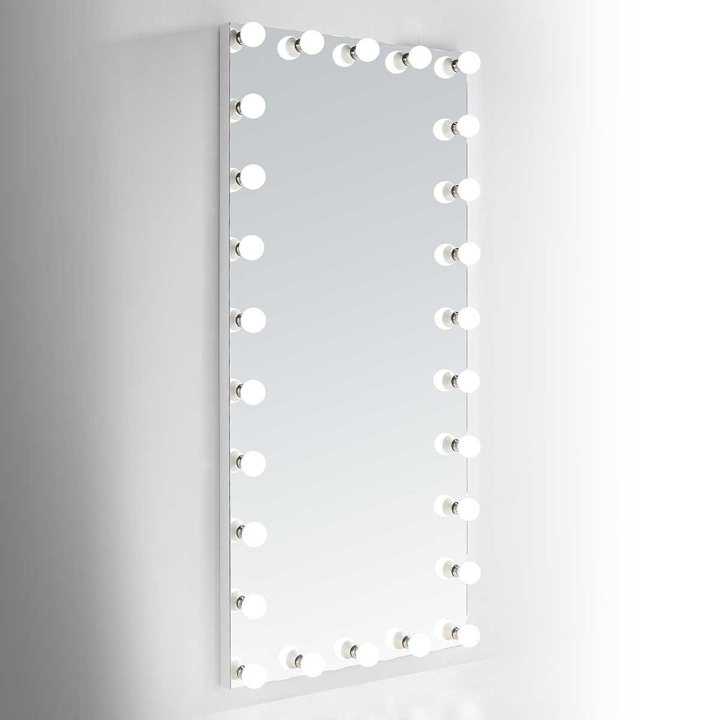 Constellation 85 Lighted Full Length Hollywood Vanity Mirror